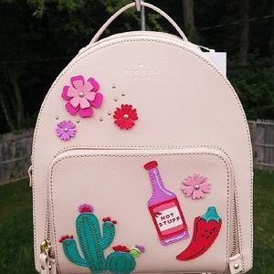 Kate Spade Cactus Tomi Backpack
